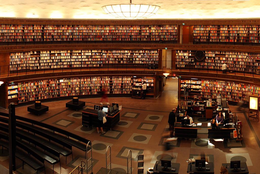 5 tendências nas bibliotecas do futuro que merecem atenção